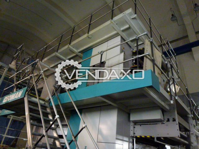 For Sale Used German Make Printing Press Machine - 2000 Model