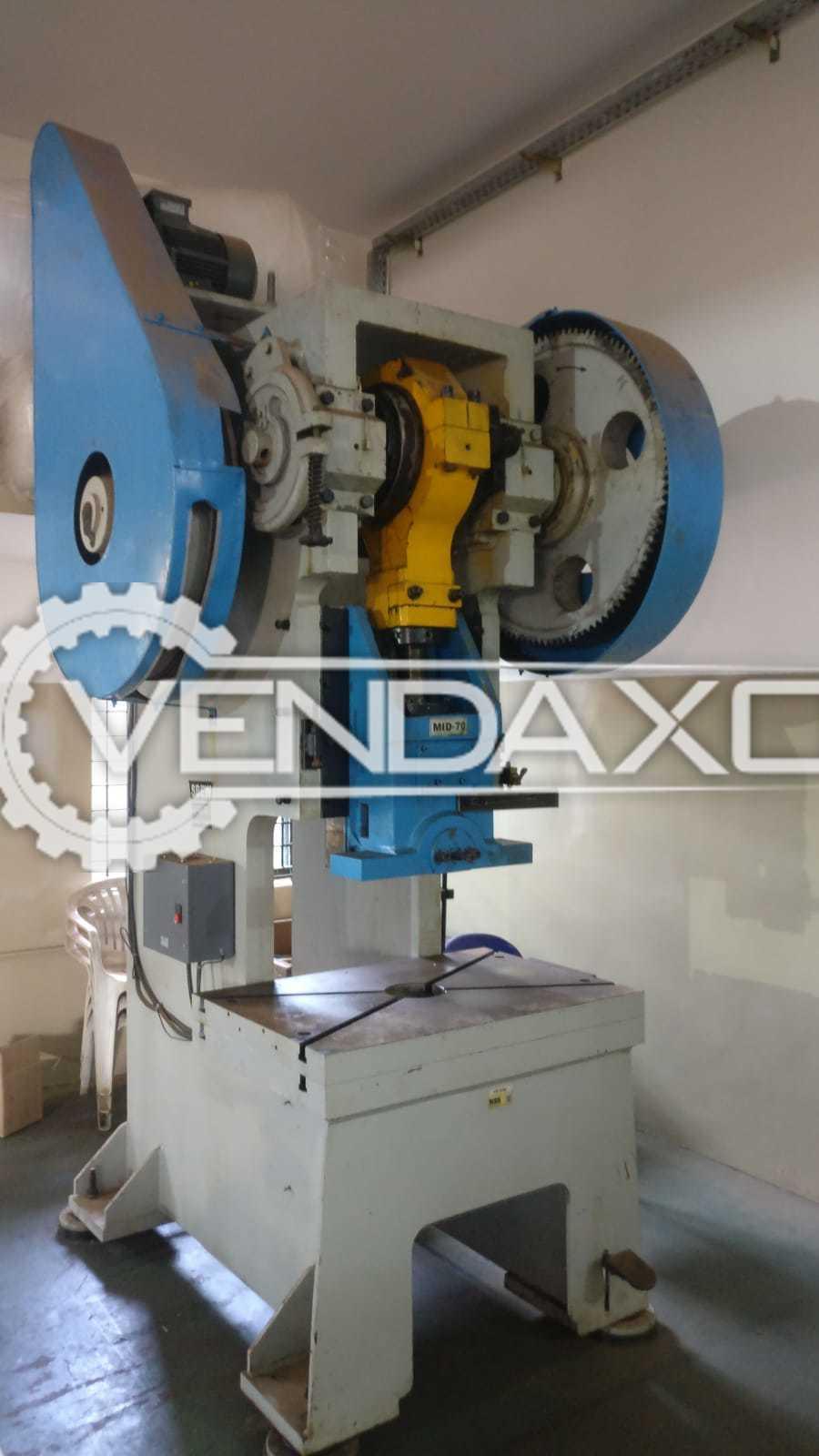 SBEW C Type Power Press - 100 Ton