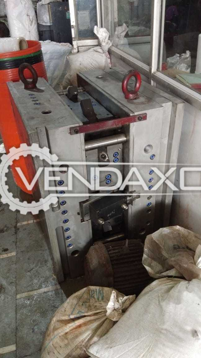 China Make Plastic Crate Mould Machine - 520 x 358 x 305 mm