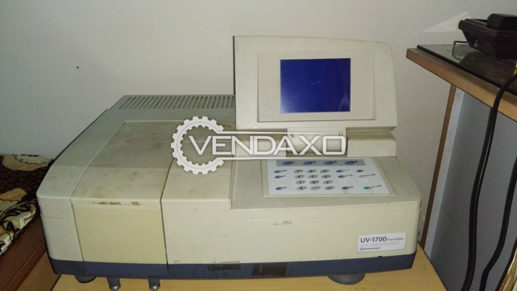 Shimadzu UV-1700 Spectrometer Machine - 190 to 1100 nm