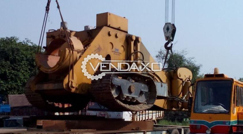 DMI PB36-48 Construction Pipe Bending Machine - 42 & 48 Inch