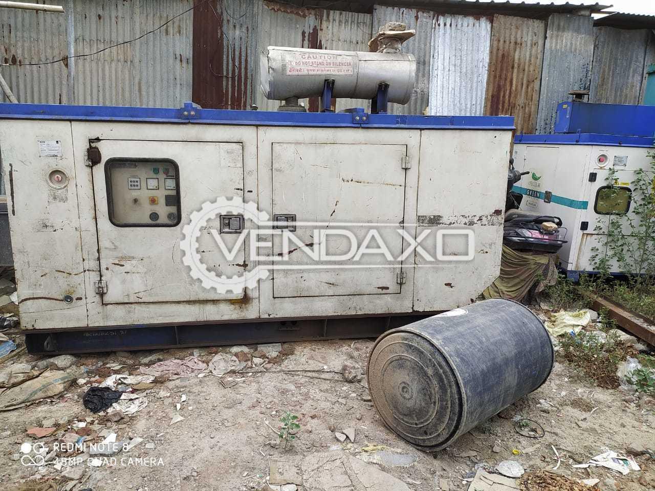 Kirloskar Diesel Generator - 62.5 Kva