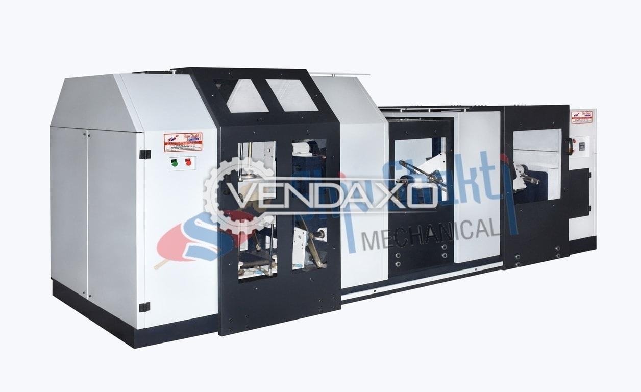 Shiv Shakti Make Plastic Rope Making Machine - 2 to 6 mm