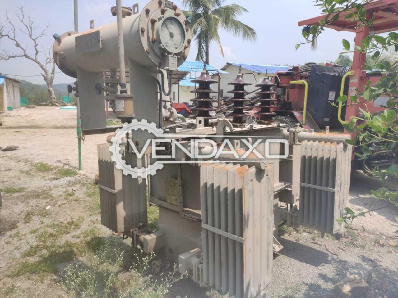 6 Set OF OTPL Make Transformer - 150 to 750 Kva