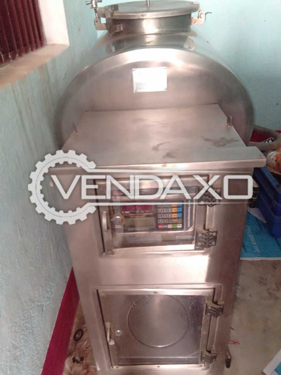 Chadha Make Road Milk Vending Machine - 100 Liter