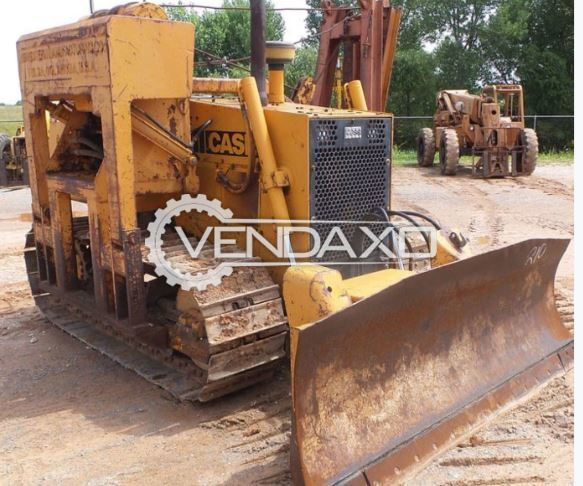 For Sale Used CASE 850C Dozers