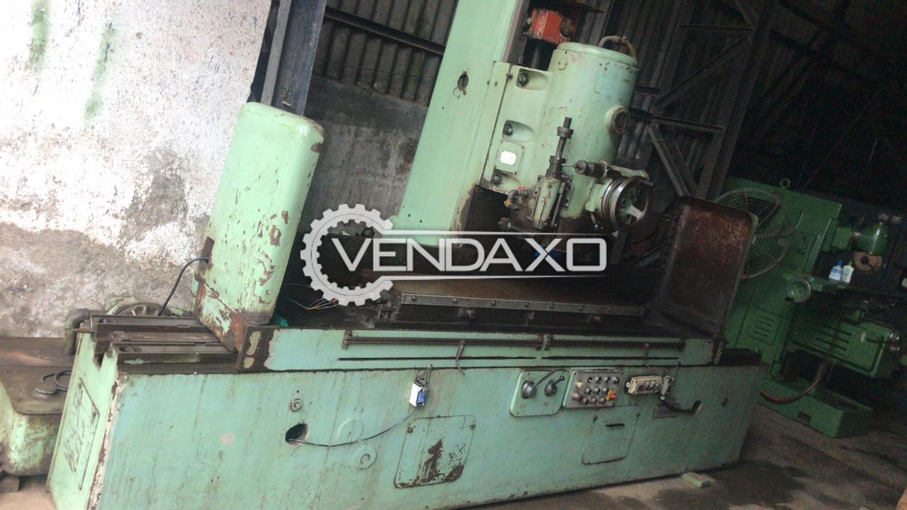 For Sale Used Cylindrical Grinding Machine - 1500 x 300 mm