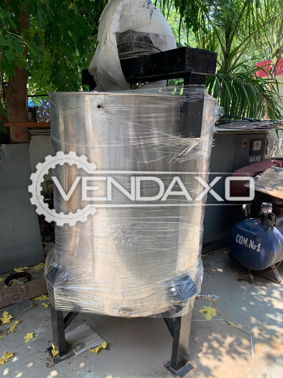 SS 304 Liquid Mixer - 1500 Liter