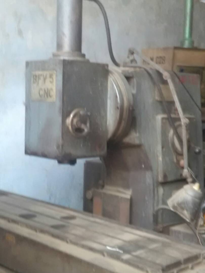 Vertical milling machine 2