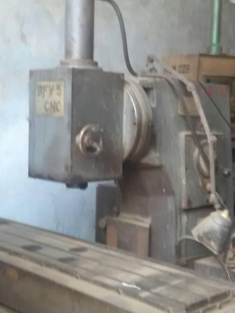 Vertical milling machine 2