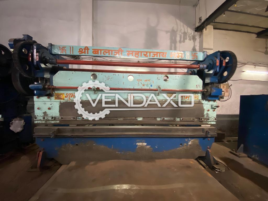 For Sale Used Numetic Bending Machine - 80 Ton