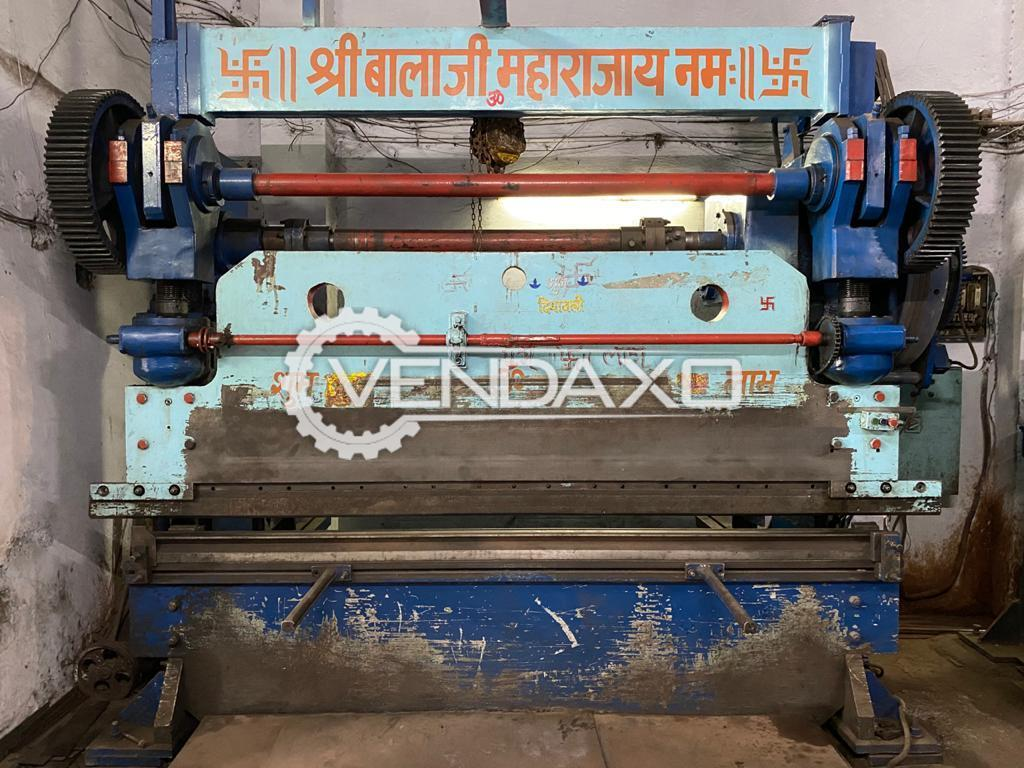 For Sale Used Numetic Bending Machine - 120 Ton