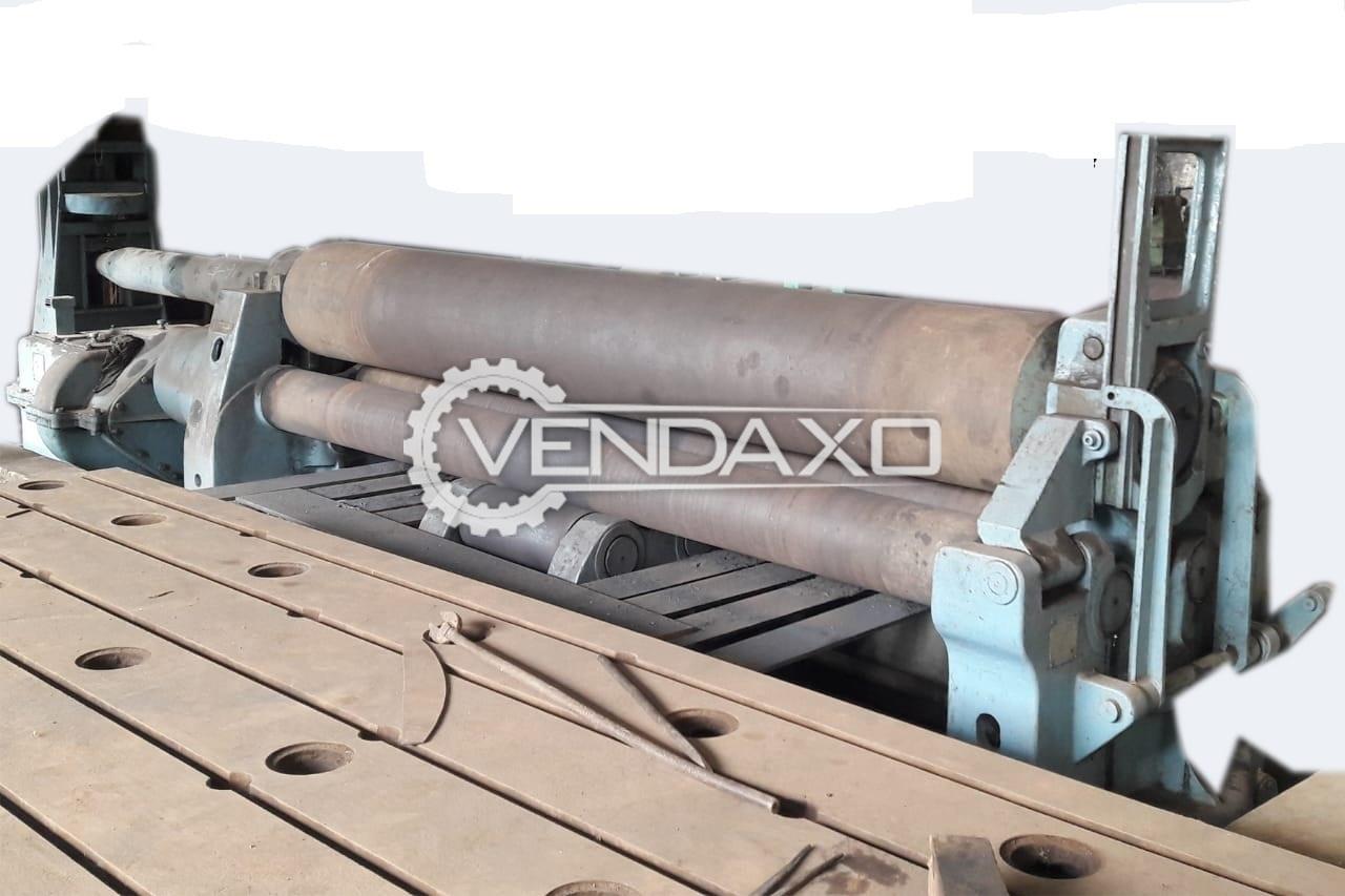 SMT Plate Bending Machine - 4000 x 800 mm