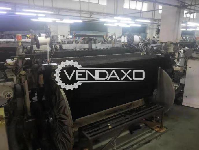 40 Set Of Leonardo Silver HS Rapier Loom Machine - Width - 190 CM