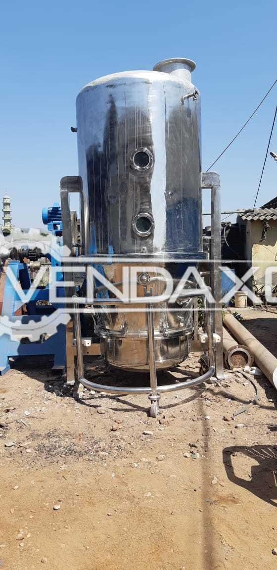 Fluid Bed Dryer (FBD) - 250 Kg