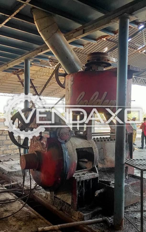3 Set OF Golden Make Used Oil Expeller Machine - 15 HP