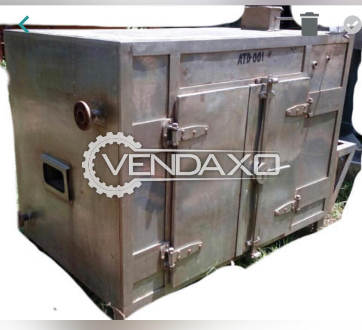 For Sale Used Tray Dryer - 24 Tray