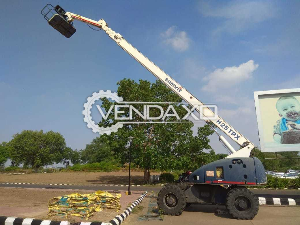 Haulotte H25 TPX Boom lifts - Length - 12.87 Meter