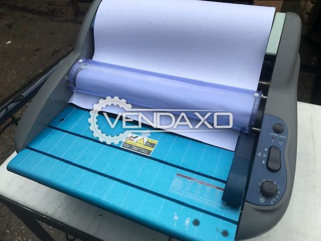 GBC Ultima 35 Hot & Cold Laminators Machine - Width - 35 cm
