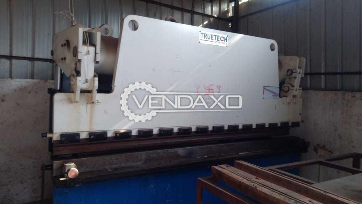 Truetech Manual Hydraulic Press Brake - 6 x 1500 mm