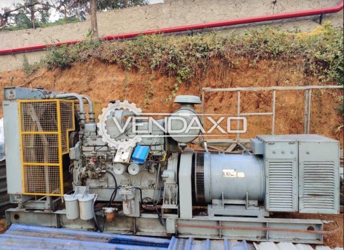 Cummins & Kirloskar Diesel Generator - 320 Kva
