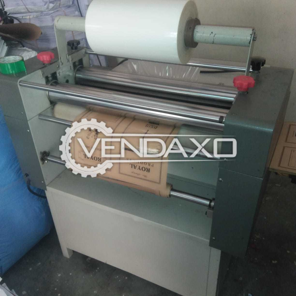 For Sale Used Thermal Lamination Machine - Size - 26 Inch