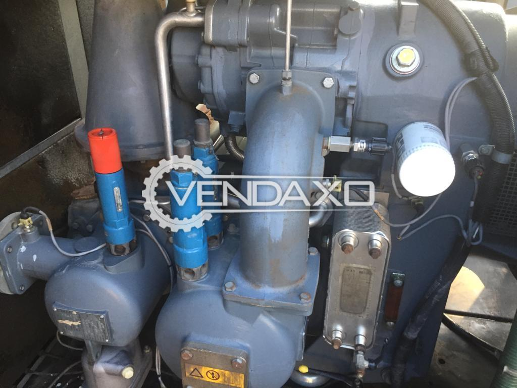 Atlas Copco ZR250 Screw Compressor - Motor - 325 HP
