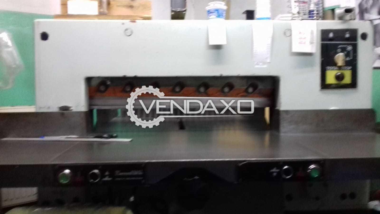 Adast MAXIMA 80-5 Paper Cutter Machine - Size - 32 Inch
