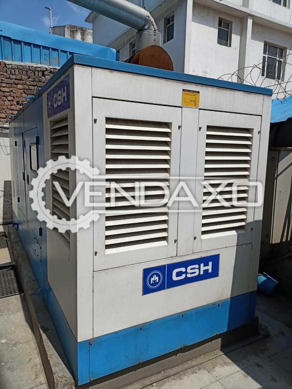 Crompton Greaves Diesel Generator - 250 Kva, 2016 Model