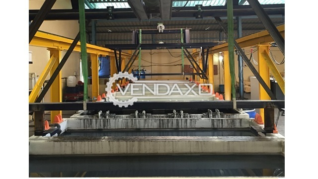 For Sale Used CED Coating Plant - 2018 Model