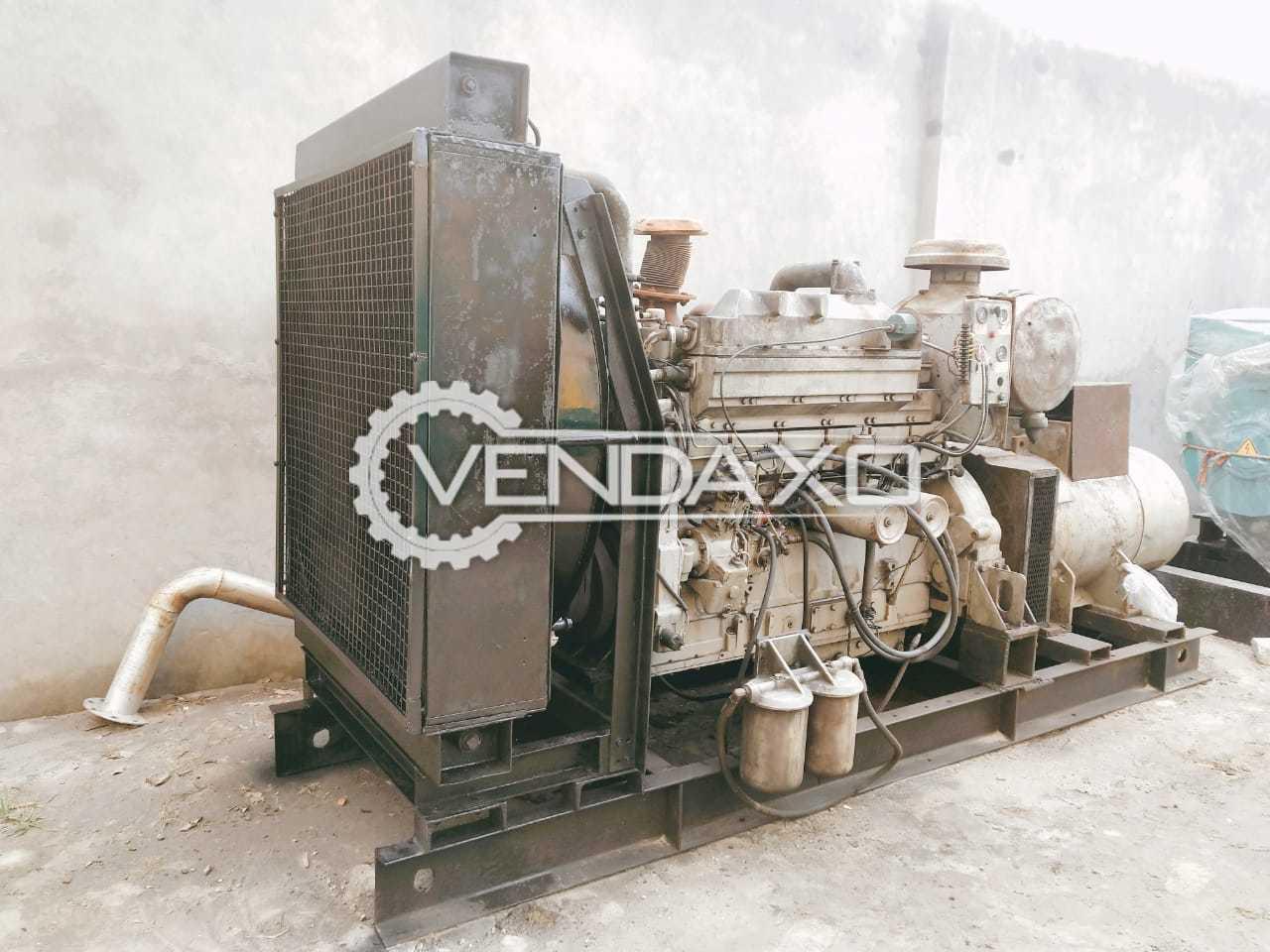 Kirloskar Center Box Type Engine - 380 Kva