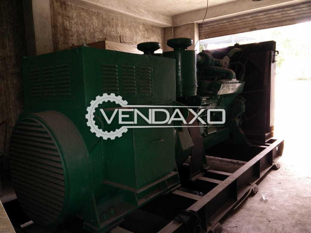 For Sale Used Jyoti Make Alternator - 525 Kva