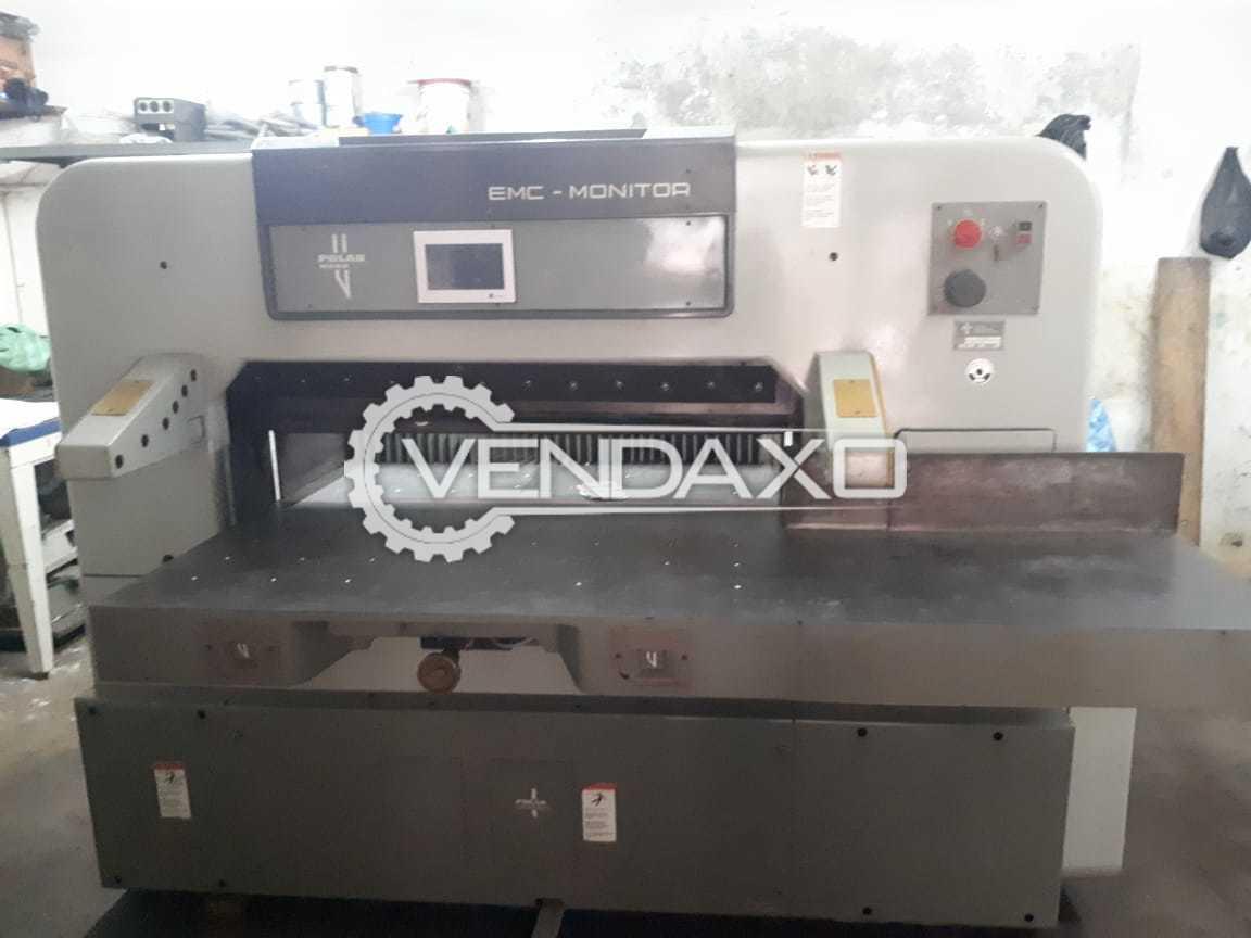 Polar Mohr 115 Paper Cutting Machine - Size - 45 Inch