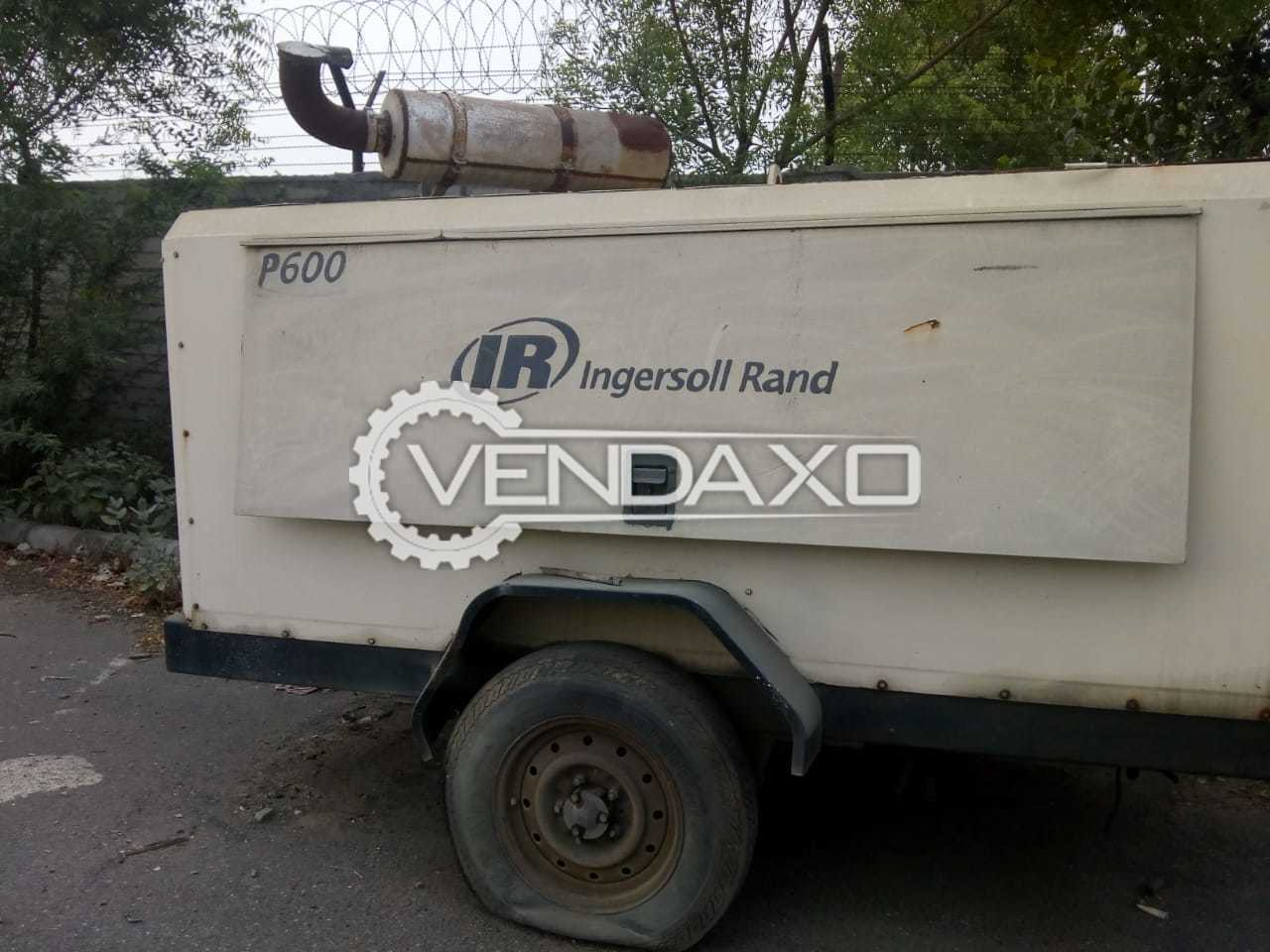 For Sale 5 Set OF Ingersoll Rand P-300, P-310 & P-400 CFM Diesel Compressor - 300 to 400 CFM