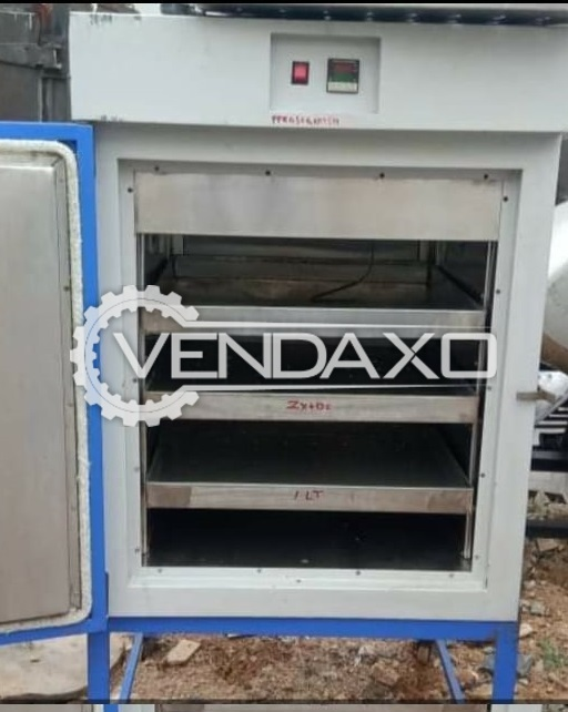 For Sale Used 4 Set OF Electrical Oven - 3 & 4 Tray