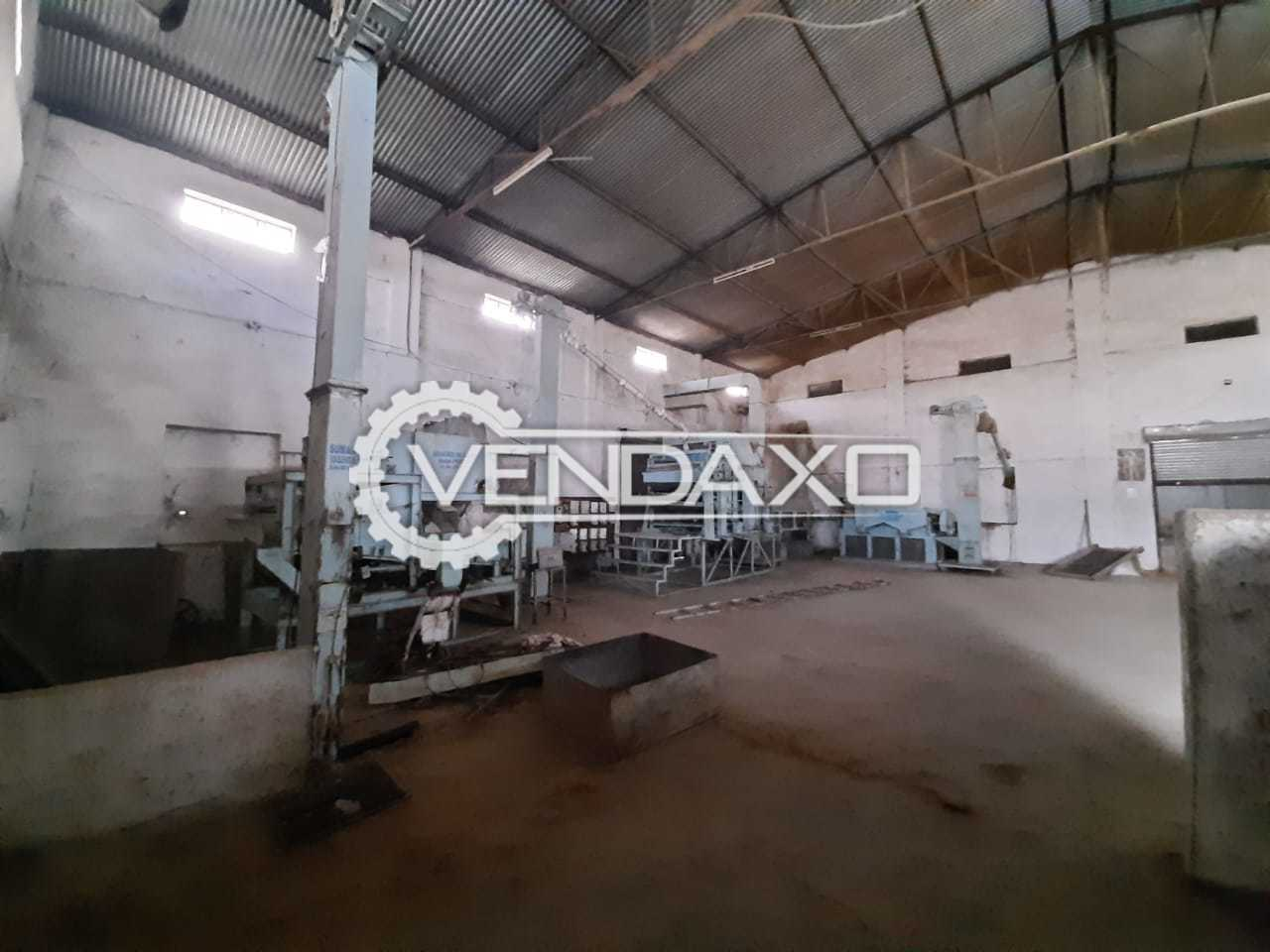 For Sale Used AGRO Processing Grading Plant - 40 Quintal Per Hour