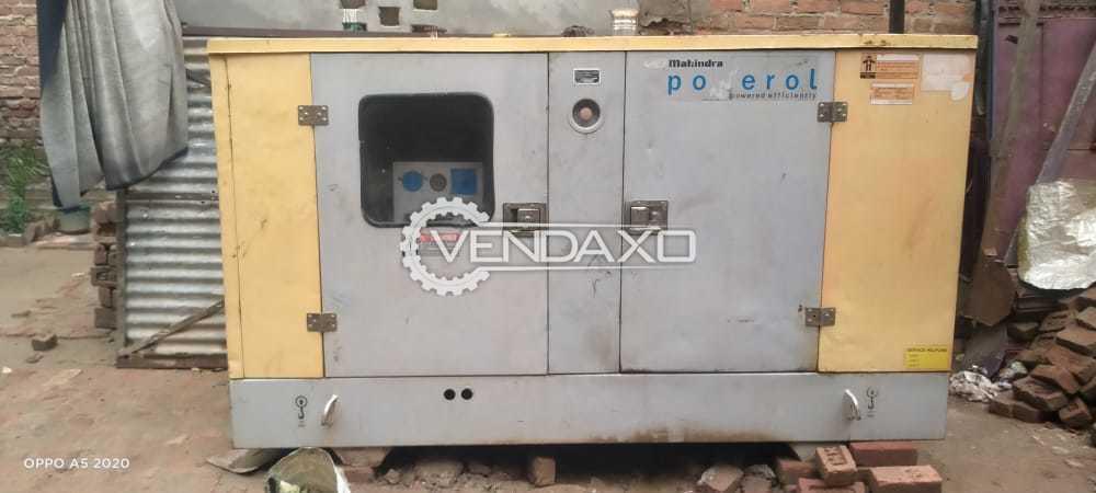 Mahindra Diesel Generator - 40 Kva, 2012 Model