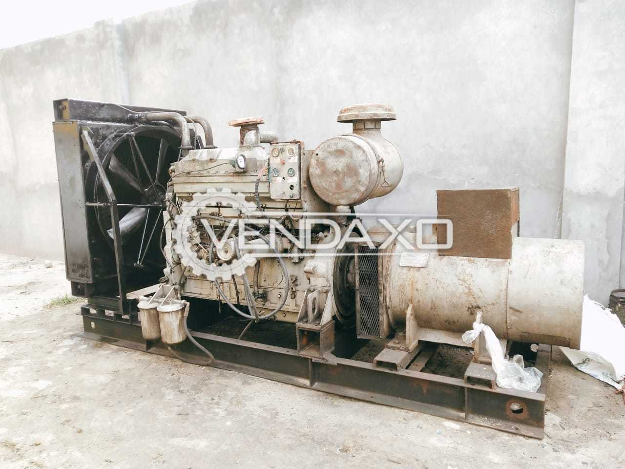 Cummins KTA-1150 Diesel Generator Engine - 380 Kva