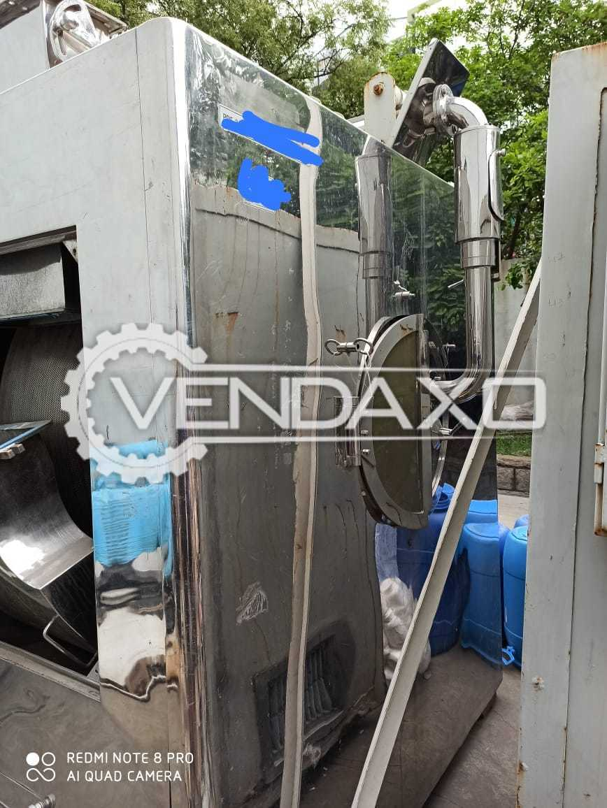 For Sale Used DOA Neocoat Machine - 48 Inch