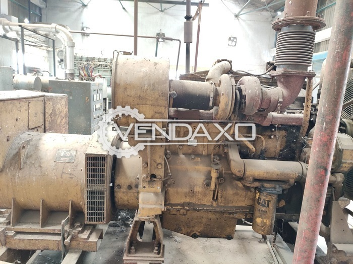 Caterpillar Open Diesel Generator - 380 Kva