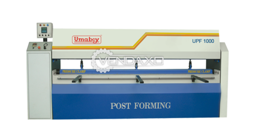 For Sale Used Umaboy Post Forming & Spindle Moulder Machine - 2010 Model