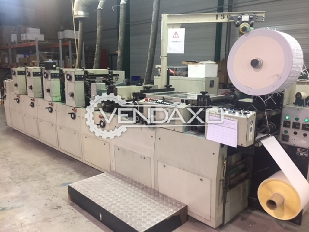 Codimag VIVA 300 Flexographic Printing Machine