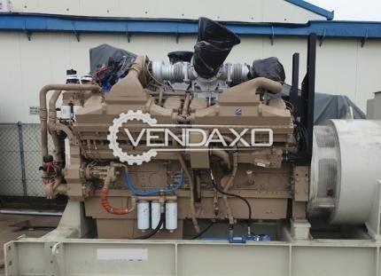 Cummins QSK60-G6 Industrial Diesel Engines - 2179 KW