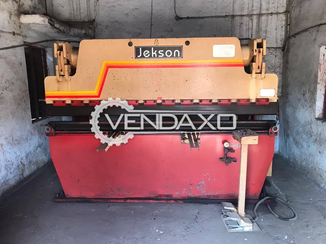 Jekson Make MS Hydraulic Press Brake Machine - 2500 x 4 mm