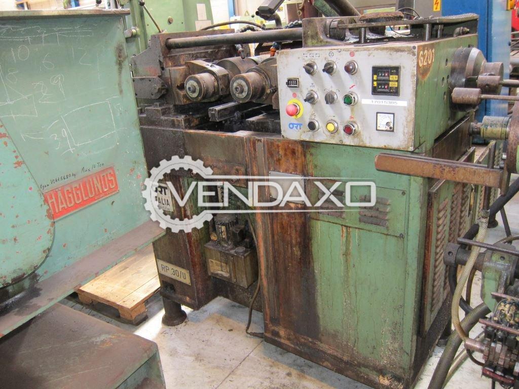 ORT 30 Thread Rolling Machine - 30 Ton