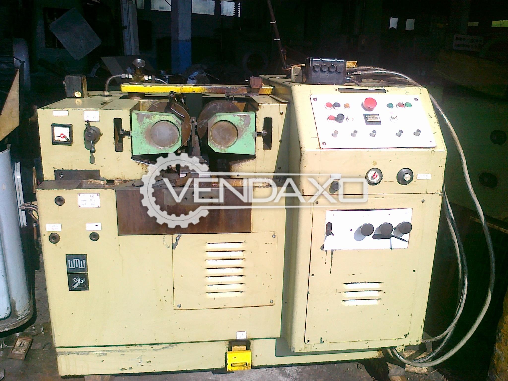 WMW UPW-25 Thread Rolling Machine