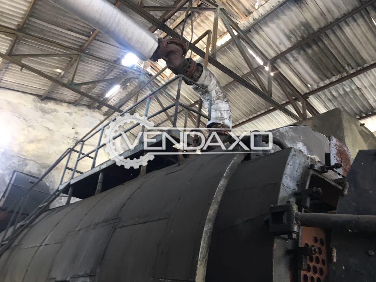 IAEC Steam Boiler