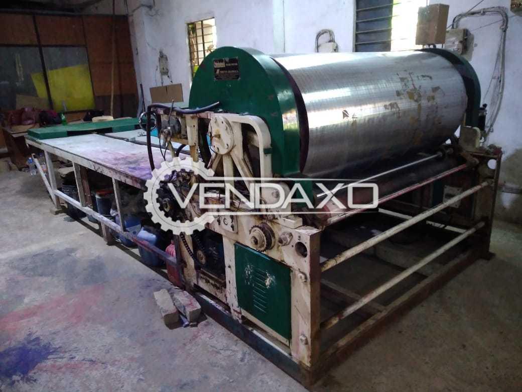 Printograph Flexo Printing Machine - 63 X 95 Inch