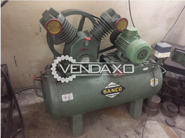 Sanco Air Compressor - 2 HP