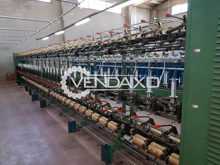 Lezzeni Fancy Yarn Machine - 70 Spindle